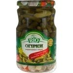 Vegetables cucumber Rio Chow-chow pickled 700g glass jar