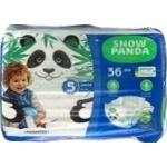 Diaper Snizhna panda for children 11-25kg