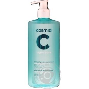 Молочко Cosmia для снятия макияжа 200мл - купить, цены на Ашан - фото 2