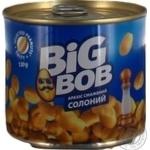 Арахіс у ж/б банка сіль Big Bob 120г