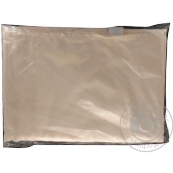 Простирадло Ашан мікрофібра біле 150x210см - купити, ціни на Ашан - фото 4