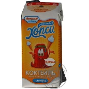 Cocktail Yagotynske for children milky uht 2.5% 200g tetra pak Ukraine - buy, prices for MegaMarket - image 2