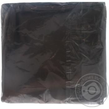 Наволочка Ашан коричневая 50х70см - купить, цены на Ашан - фото 2