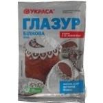 Glaze Ukrasa for baking 100g