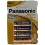 Батарейки Panasonic LR6 Alkaline Power AA 4шт - купити, ціни на ЕКО Маркет - фото 3