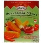 Сырные палочки Coburger Моцарелла с томатом и паприкой 45% 300г