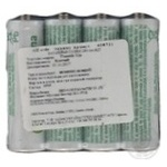 Thumb Up Batteries LR6 AA 4pcs - buy, prices for Auchan - photo 4
