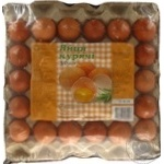 Kruti Yaytsya Chicken Eggs C1 30pcs