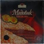 Коржи для торта Мерси Медовик 500г