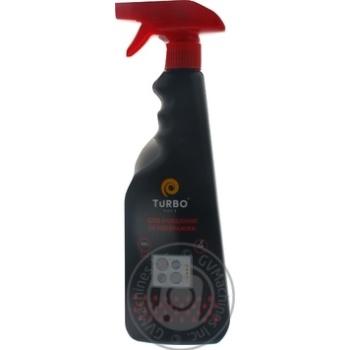 Засіб для очищення склокераміки Turbo 450мл