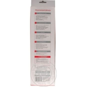 Power strips 10m - buy, prices for Auchan - image 5