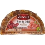 Финиково-ореховый хлеб Albeniz Испанский 125гр
