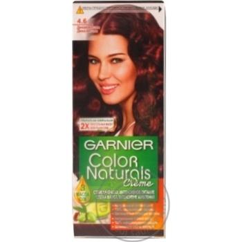 Color Garnier Color naturals wild cherry for hair