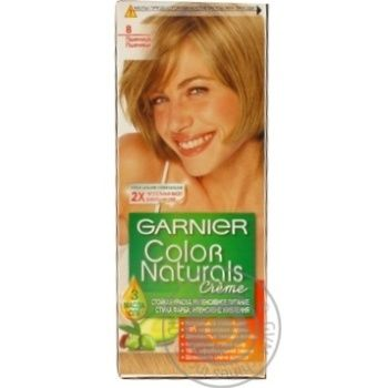 Color Garnier Color naturals wheat for hair