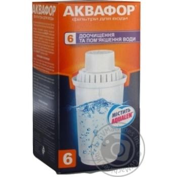 Кассета сменная Аквафор В6 - купить, цены на МегаМаркет - фото 7