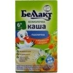 Pap Bellakt wheat with apricot dry for children from 6 months 200g