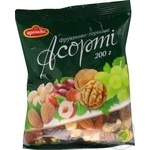 Mix of nuts Aromix dried 200g sachet