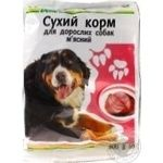 Food Auchan Kozhen den with meat dry for dogs 500g