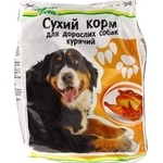 Food Auchan Kozhen den with chicken dry for dogs 500g