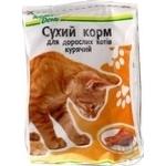 КД/Сухий корм для дор. котів 400 г/курячий