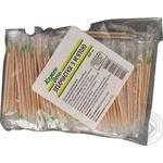 Toothpicks Auchan Kozhen den 250pcs