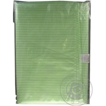 Auchan Green Bedsheet 210x200cm - buy, prices for Auchan - photo 4