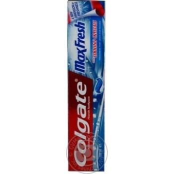 Зубна паста Colgate Макс Фреш Вибухова м'ята 100мл - купити, ціни на Novus - фото 4