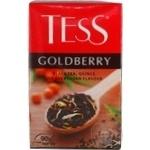 Tess Goldberry black tea 90g