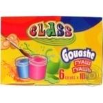 Class Gouache Paints 6pc*10ml