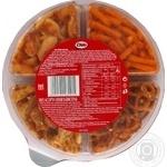 Печенье Wolf Maxi Mix 125г - купить, цены на Novus - фото 4