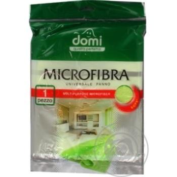 Салфетка Domi из микрофибры 1шт - купить, цены на Novus - фото 5