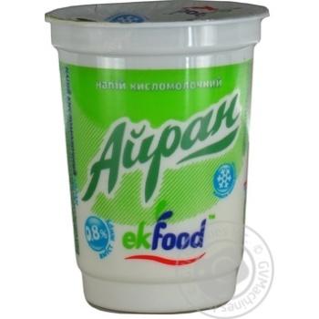 Ekfood Tan-Airan Sour Milk Drink 0,8% 200g