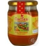 Honey Pasika linden 650g glass jar