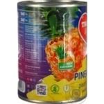 Tropic Life Pineapple Сhops In Syrup - buy, prices for Novus - image 2