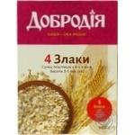 Dobrodia 4 cereals flakes 500g