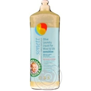 Means Sonett liquid for wool 1000ml