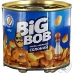 Арахис Big Bob жареный соленый ж/б 120г