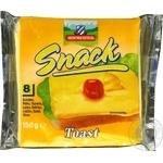 Сырный продукт Hofmeister Снек Тост 8 ломтиков 150г