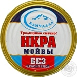 Kamchadal capelin caviar 100g - buy, prices for MegaMarket - image 2