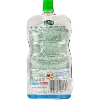 Смузі Jaffa Healthy Breakfast Груша-Яблуко-Злаки 120г - купити, ціни на Novus - фото 2