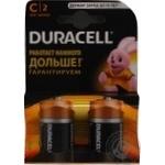 Батарейка Duracell C/LR14/MN1400 KPN 02*10