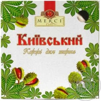Коржи для торта Мерси Киевский 450г