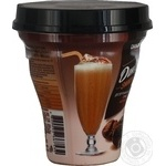 Йогуртный коктейль Даниссимо Shake&go Капучино 5,2% 260г - купить, цены на Novus - фото 3
