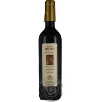 Вино Vardiani Маграни красное сухое 0,75л