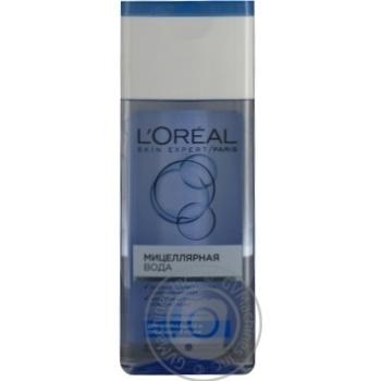 Мицеллярная вода L'Oréal Paris для нормальной и комбинированной кожи 200мл