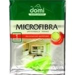Салфетка Domi из микрофибры 1шт