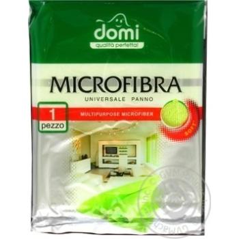 Серветка Domi з мікрофібри 1шт