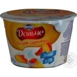 Десерт Lactel Дольче персик 0,2% 200г