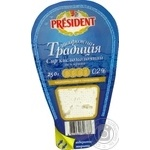 Cottage cheese President Cottage cheese tradition 0,2% 250g