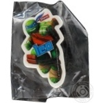 Ластик 1Вересня Ninja Turtles шт